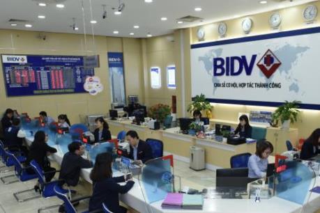 Nợ xấu tại BIDV giảm còn 1,49%
