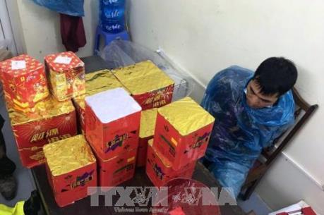 Quảng Ninh: Liên tiếp phát hiện, thu giữ pháo nổ, hàng hóa không rõ nguồn gốc
