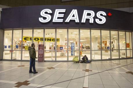 """""""Đại gia"""" bán lẻ Sears Canada Inc.  chính thức nộp đơn phá sản"""