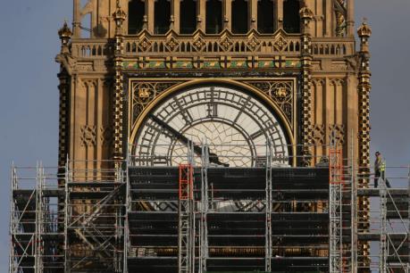 Big Ben sẽ ngân vang dịp lễ Giáng sinh và Năm mới