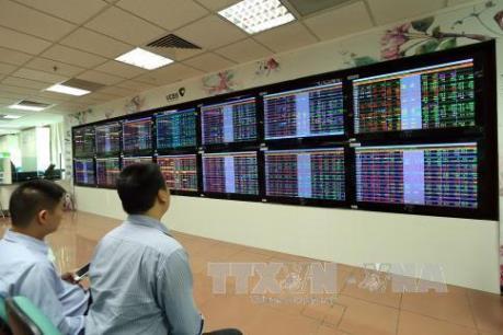 Chứng khoán châu Á giảm điểm phiên đầu tuần