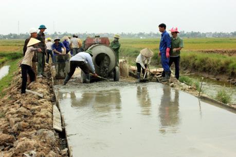 Hải Phòng thành công với những tiêu chí khó trong xây dựng nông thôn mới