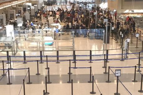 Mỹ: Quy định mới về an ninh hàng không có hiệu lực từ 26/10