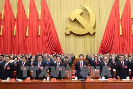 Đại hội XIX Đảng Cộng sản Trung Quốc: Ông Tập Cận Bình tiếp tục làm Tổng Bí thư