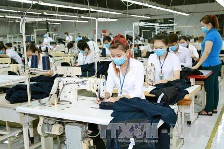 May Việt Tiến đặt mục tiêu đạt kim ngạch xuất khẩu 1 tỷ USD vào năm 2020