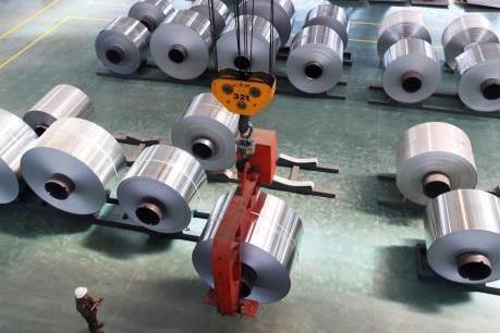 Trung Quốc chỉ trích Mỹ áp thuế chống bán phá giá sản phẩm nhôm lá