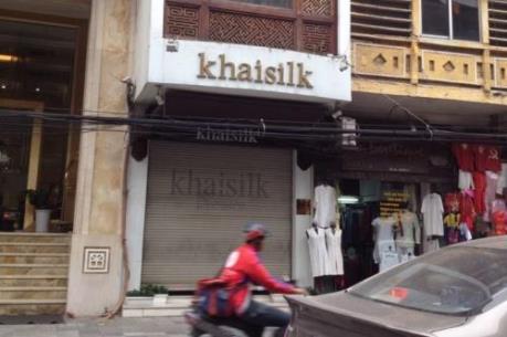 Tp. Hồ Chí Minh kiểm tra đồng loạt các cửa hàng Khaisilk