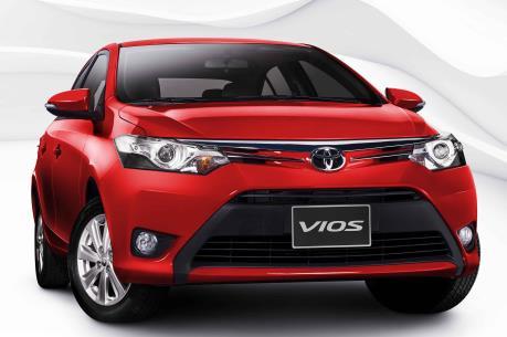 Cập nhật bảng giá xe Toyota tháng 11/2017