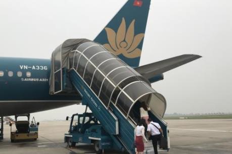 """Vietnam Airlines """"ưu đãi khủng"""" cho các tuyến đi nước ngoài"""