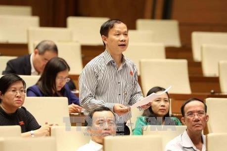 Quốc hội bàn về lùi thời điểm triển khai áp dụng chương trình giáo dục mới