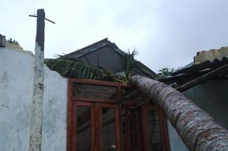 Ngành ngân hàng hỗ trợ các tỉnh chịu thiệt hại do bão số 12