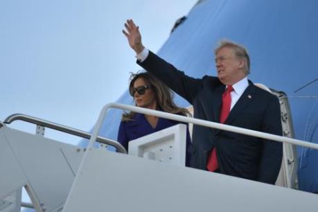 Tổng thống Mỹ kỳ vọng vào cuộc gặp Tổng thống Nga