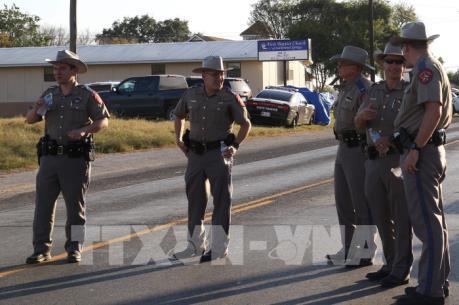 Hung thủ xả súng tại Texas có vấn đề sức khỏe tâm thần