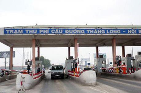 Bộ Giao thông Vận tải bác đề xuất tăng giá vé BOT Bắc Thăng Long-Nội Bài