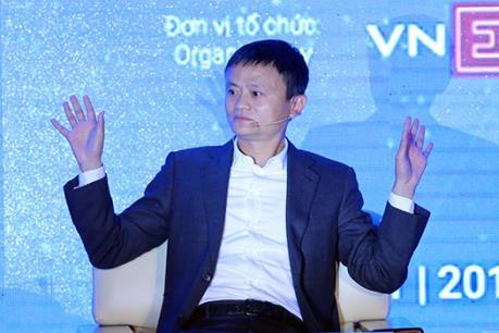 Tỷ phú Jack Ma: Không ai dùng ví, kẻ móc túi sẽ thất nghiệp hết
