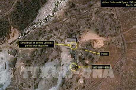 Hàn Quốc đề nghị LHQ kiểm chứng việc Triều Tiên đóng cửa bãi thử hạt nhân