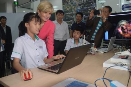 APEC 2017: Công bố chương trình hợp tác về đổi mới sáng tạo Việt Nam-Australia