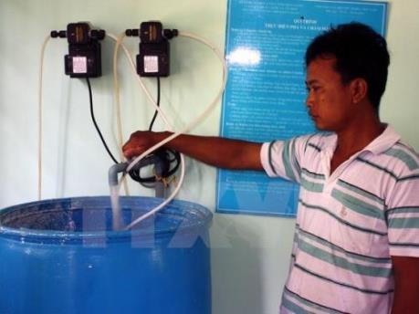 Đề xuất phương án doanh nghiệp tự quyết định giá nước sạch