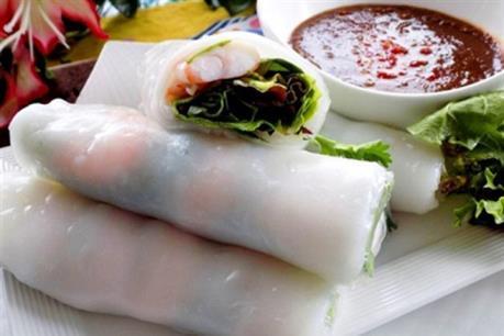 Món ăn Việt - ấn tượng với người nước ngoài tại Tuần lễ Cấp cao APEC