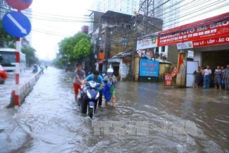 Tp. Hồ Chí Minh kêu gọi Pháp đầu tư vào lĩnh vực cấp thoát nước và xử lý môi trường