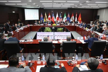 Các nước đạt được thỏa thuận trên nguyên tắc để thực thi TPP