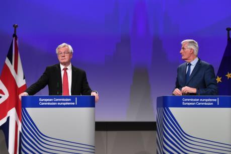 Đàm phán Brexit thêm bế tắc sau những yêu sách mới của Ireland