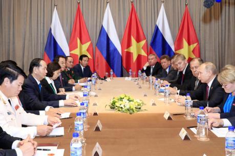 APEC 2017: Tuyên bố chung Việt-Nga về hợp tác bảo đảm an ninh thông tin quốc tế