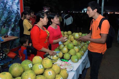 Khai mạc lễ hội bưởi Đại Minh
