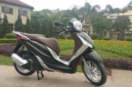 Piaggio Việt Nam triệu hồi 3.300 xe Medley 125/150 ABS