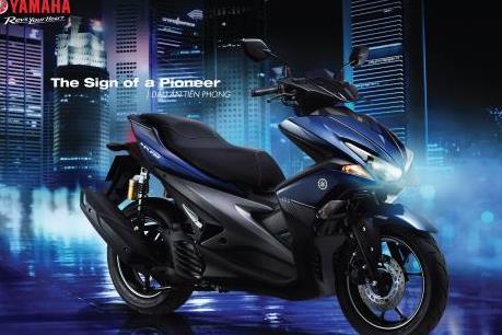 Bảng giá xe máy Yamaha tháng 1/2018