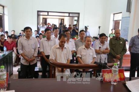 Dời ngày xét xử phúc thẩm vụ vi phạm trong quản lý đất đai ở Đồng Tâm