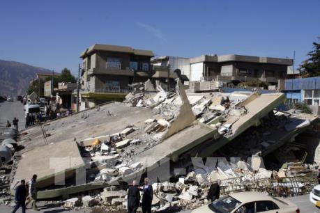 Động đất ở biên giới Iran-Iraq: Iran kết thúc cứu hộ
