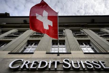 Credit Suisse bị phạt 135 triệu USD vì thao túng tỷ giá hối đoái