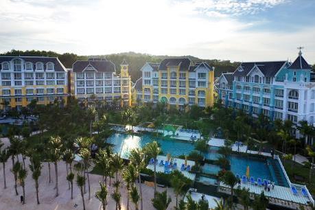 """""""Oscar của ngành du lịch thế giới 2017"""" sẽ được trao tại JW Marriott Phu Quoc Emerald Bay"""