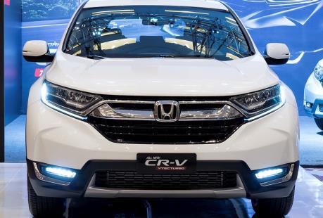 Chi tiết Honda CR-V thế hệ mới 5+2 sẽ được Honda Việt Nam tung ra thị trường