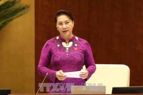 Chủ tịch Quốc hội Nguyễn Thị Kim Ngân sắp thăm chính thức Singapore và Australia