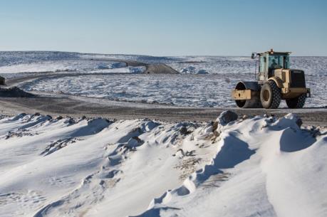Khánh thành tuyến cao tốc tới Bắc Cực