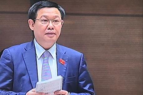 Phó Thủ tướng Vương Đình Huệ: Không nới trần nợ công