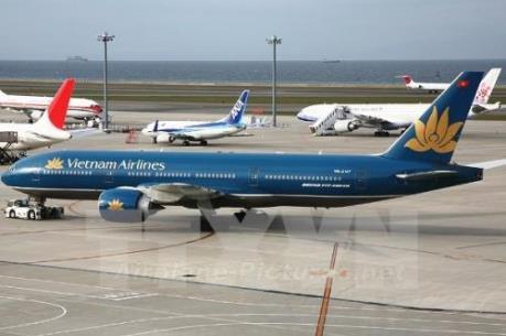 Nhiều chuyến bay của Vietnam Airlines có thể bị ảnh hưởng bởi bão Kirogi