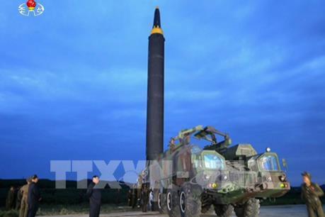 Tình báo Hàn Quốc dự báo gì về chương trình phát triển tên lửa ICBM của Triều Tiên?