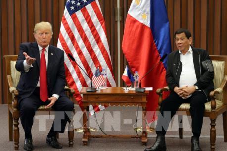 Vị thế Philippines trong chiến lược của Mỹ