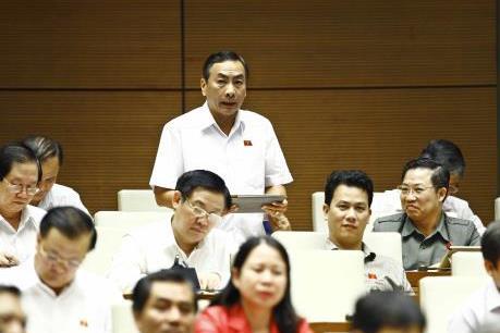 Quốc hội thảo luận về dự án Luật Tố cáo (sửa đổi)