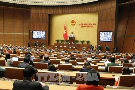 Quốc hội thông qua 2 luật, 1 Nghị quyết