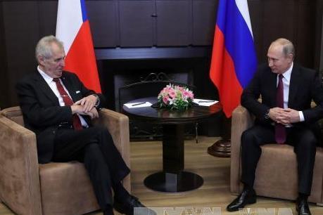 Nga và CH Czech thúc đẩy hợp tác nhiều lĩnh vực kinh tế
