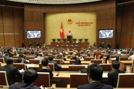 Quốc hội thông qua chủ trương đầu tư một số đoạn đường bộ cao tốc tuyến Bắc-Nam