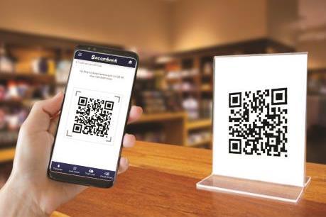 Sacombank hoàn tiền đến 30% cho chủ thẻ thanh toán nhanh bằng QR