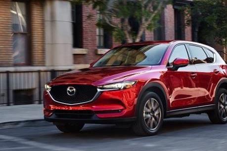 Cập nhật bảng giá xe Mazda tháng 12/2017