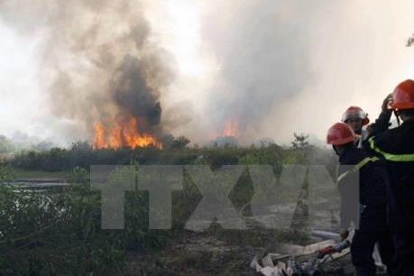 Lạng Sơn lắp đặt 7 trạm quan trắc khí tượng thủy văn phân tích và cảnh báo cháy rừng