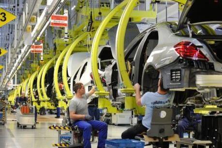 Rủi ro thị trường tài chính sẽ tạo nguy cơ với tăng trưởng Đức