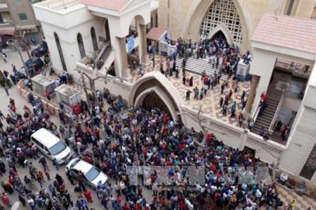 Ai Cập: Tấn công đền thờ Hồi giáo, gần 130 người thương vong